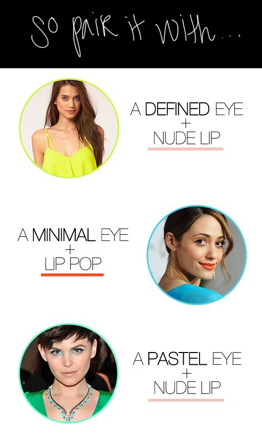 Makeup Trends Spring 2012